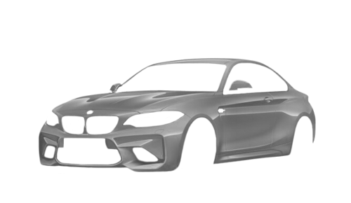 ����� ������ M2 Coupe (F87)